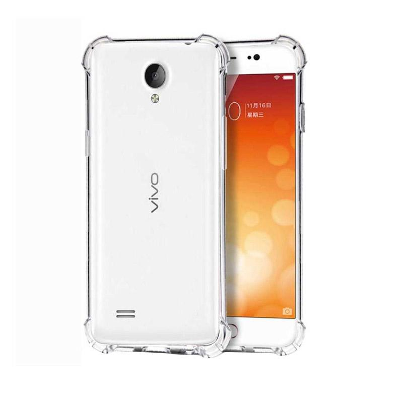 OEM Anti Shock Anti Crack Softcase Casing for VIVO Y22 4.5 Inch