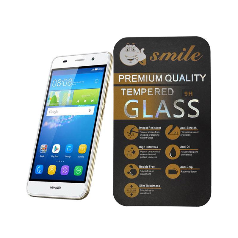 SMILE Tempered Glass Screen Protector for Huawei Y6
