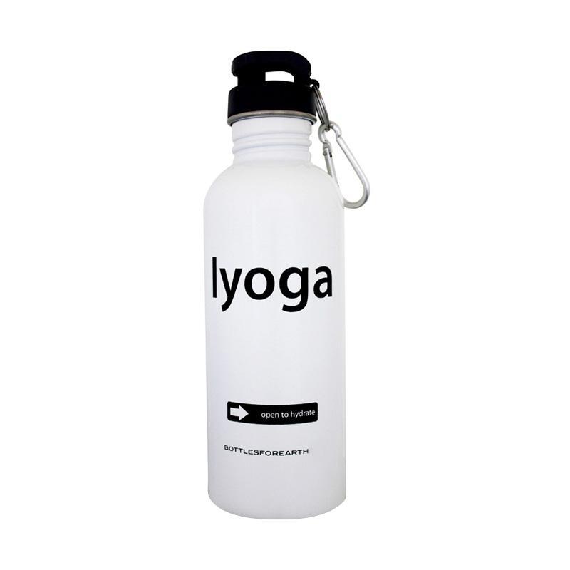 Bottles For Earth IYoga Botol Minum [750 mL]