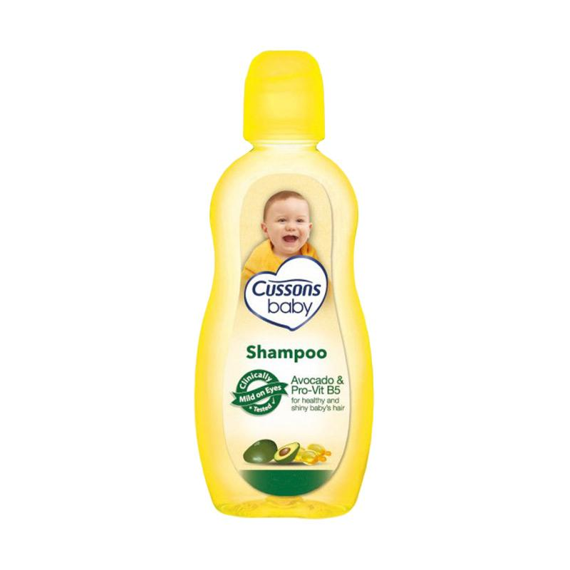 harga Cussons Baby Avocado & Pro-Vit B5 Baby Shampo Bayi [100 mL] Blibli.com