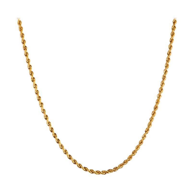 harga Emas Gold Gloria Emas Kalung Emas - Kuning [44 cm/ 70%/ 16.8K] Blibli.com