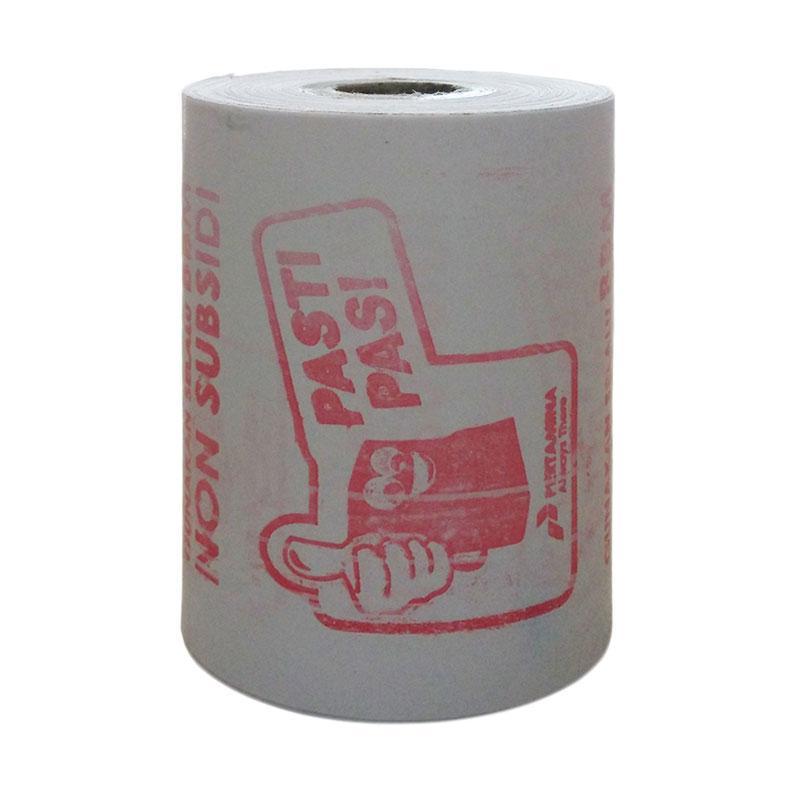jual mads kertas struk thermal cetak pasti pas 58 x 48mm 100 roll online oktober 2020 blibli com mads kertas struk thermal cetak pasti pas 58 x 48mm 100 roll