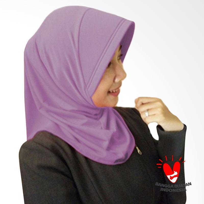 Milyarda Hijab Marshanda Jilbab Instant - Lavender