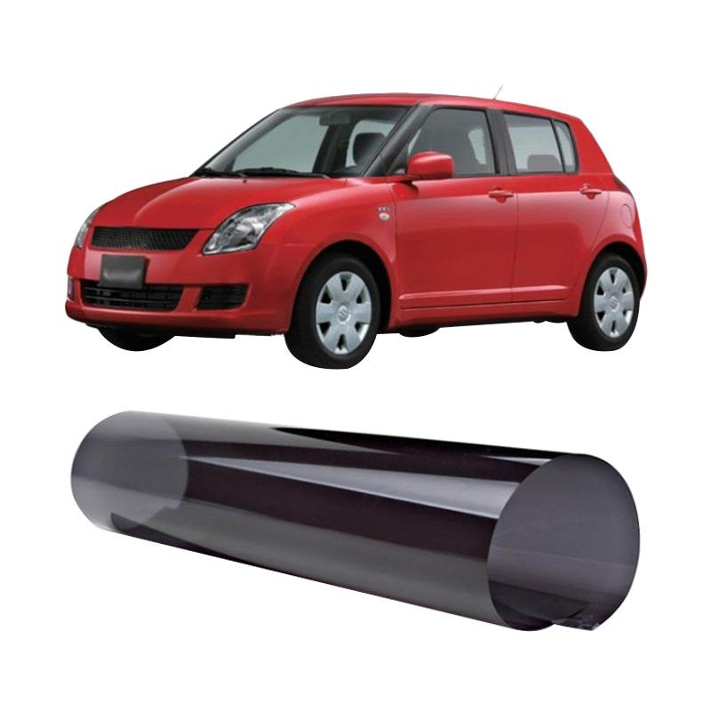 3M Auto Film - Kaca Film Mobil - Paket Eco Black for Suzuki Swift