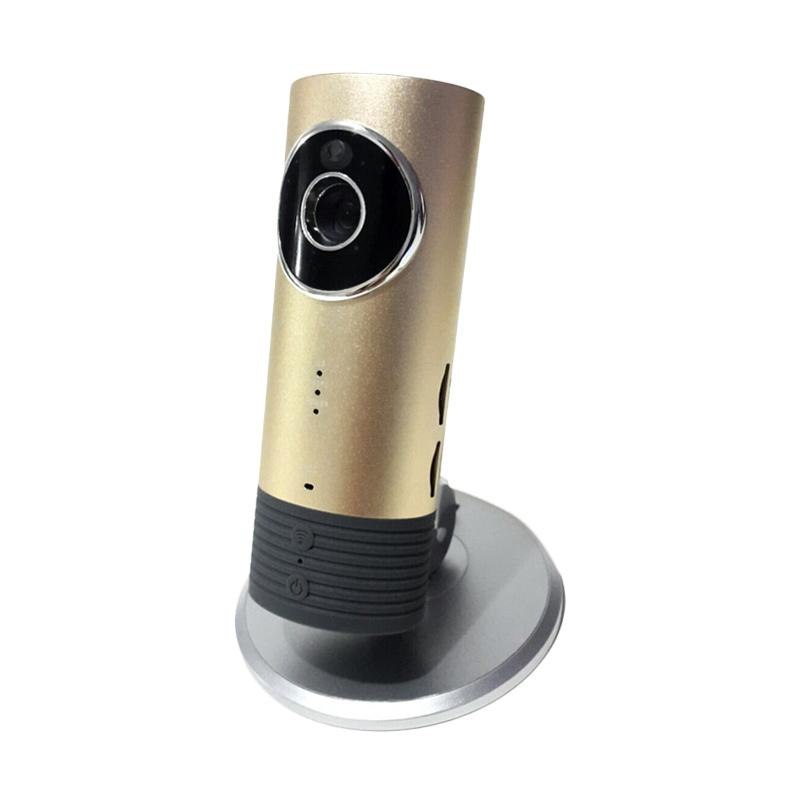 Clever Dog 3G Smart Wireless Security Camera - Gold