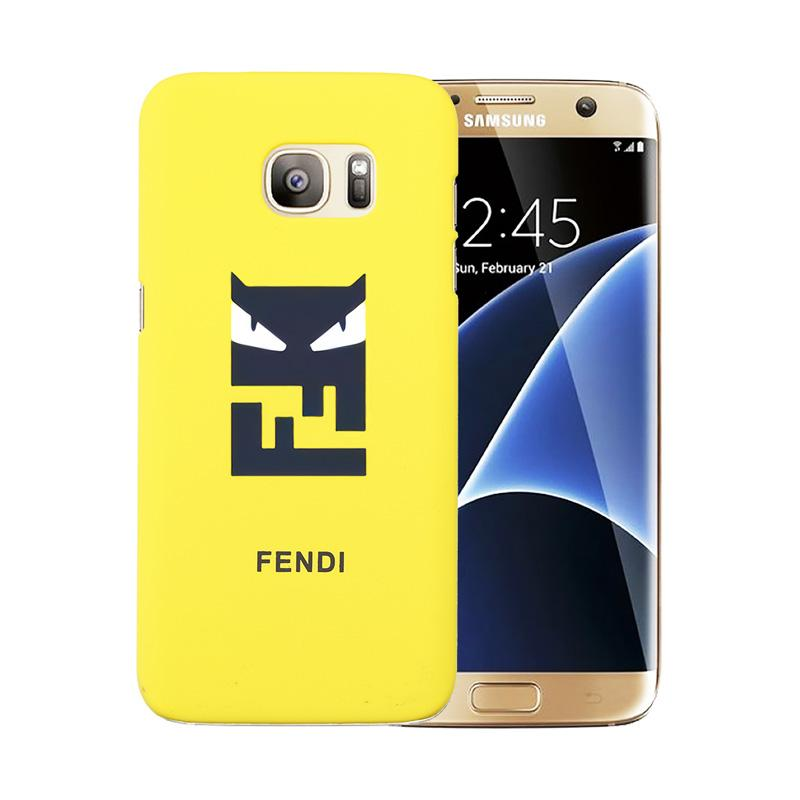 Fendi Givenchy C101 Hardcase Casing for Samsung Galaxy S7 Edge