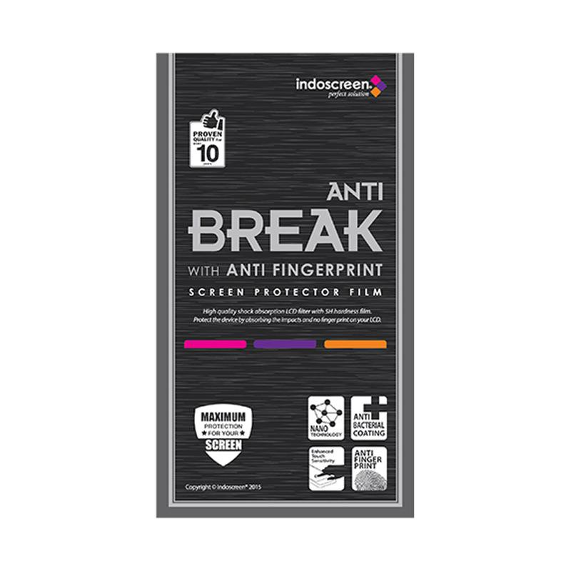 Indoscreen Anti Break Screen Protector for Asus Zenfone 2 Deluxe 5.5 inch - Clear