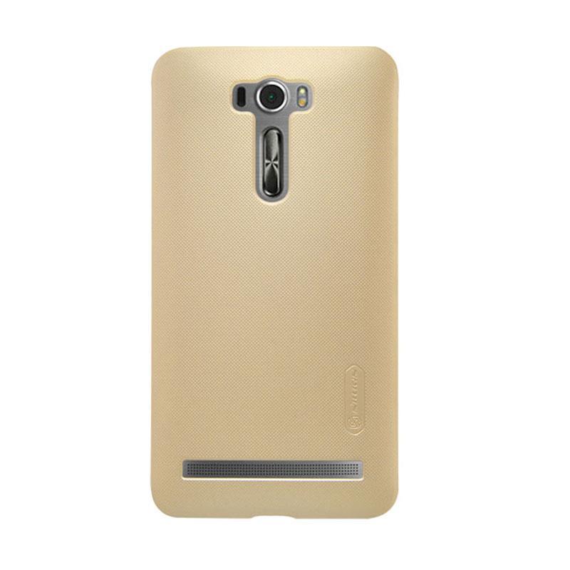 Nillkin Super Shield Casing for Asus Zenfone 2 Laser 5 Inch - Gold