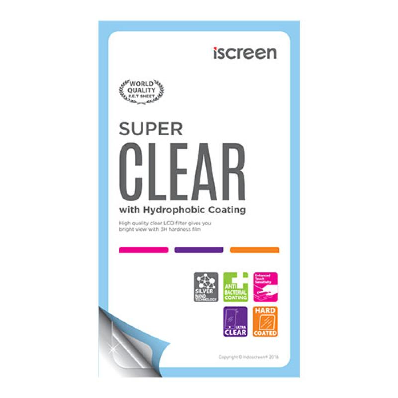 Indoscreen iScreen Anti Gores Screen Protector for Coolpad Fancy 3 - Clear