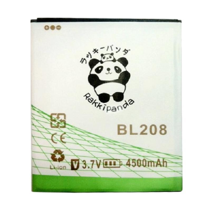 RAKKIPANDA BL-208 Baterai for Lenovo S920 [Double Power/IC]