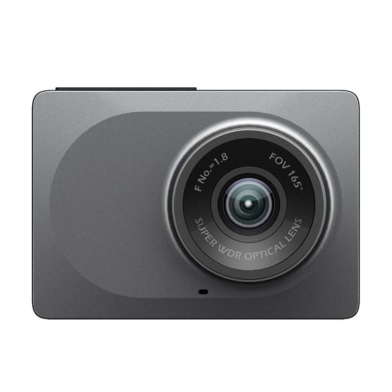 Xiaomi Yi Smart Car Dash Camera + MicroSD V-GeN 16GB Turbo Series (China Version)