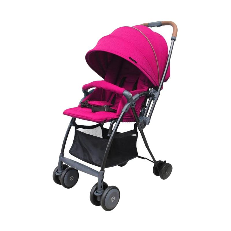 Babystyle Oyster Stroller - Air Wow Pink