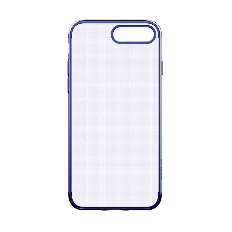 Baseus Shining TPU Casing for iPhone 7 Plus - Dark Blue