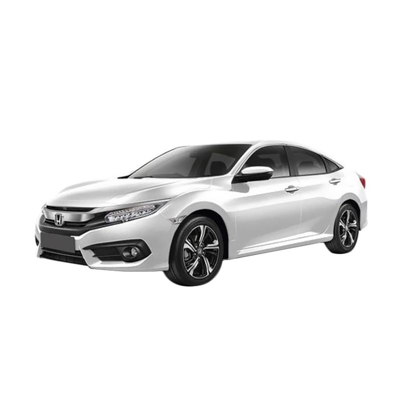 Honda ALL NEW CIVIC 1 5 L TURBO CVT Mobil White Orchid Pearl