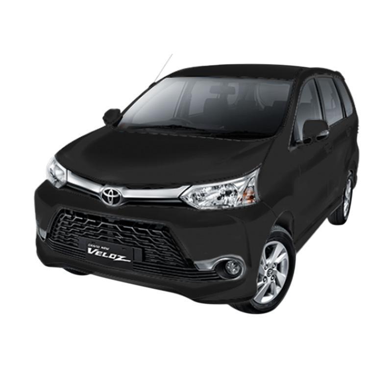 Toyota Grand New Avanza 1.3 Veloz Mobil - Black Metallic
