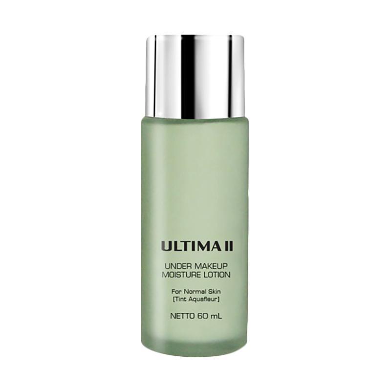 Ultima II Under Makeup Base Tint Aquafleur Pelembab Wajah