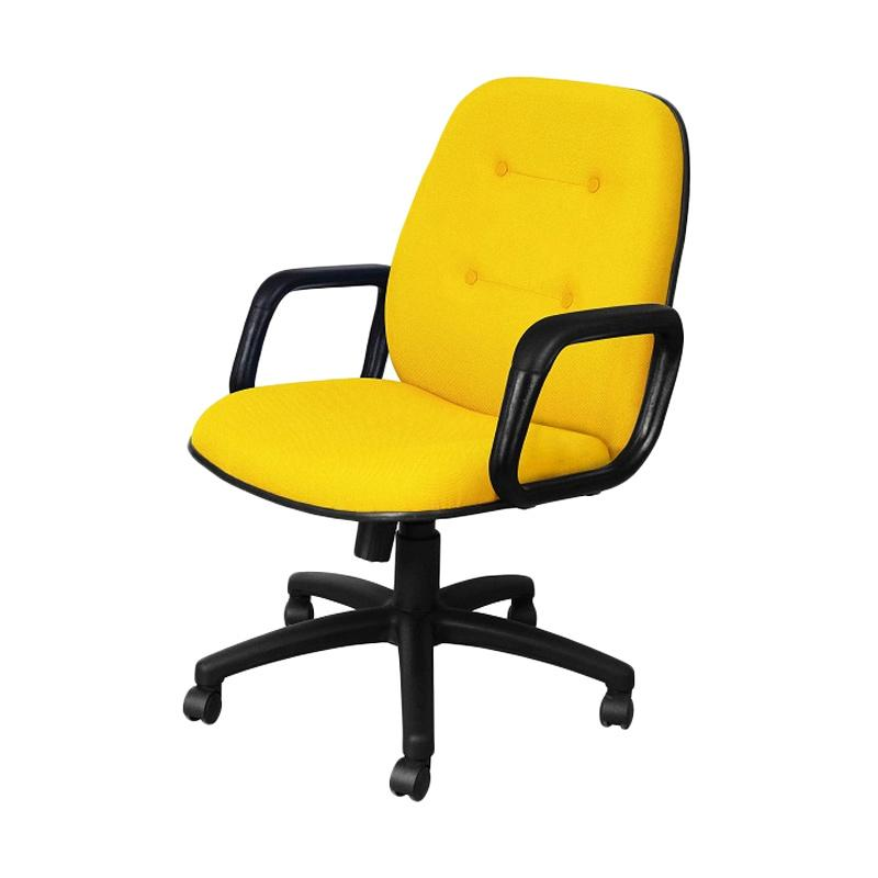 Uno U-16 MAU Office Chair London - Kuning [Khusus Jabodetabek]