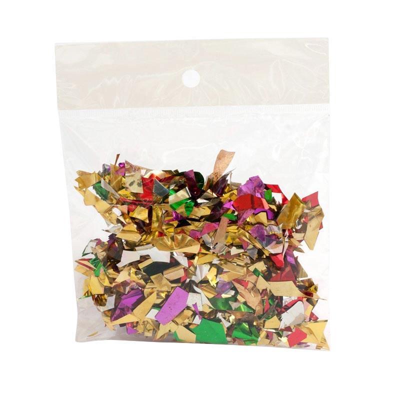 Master Confetti Taburan Kertas Semprotan - Metalik