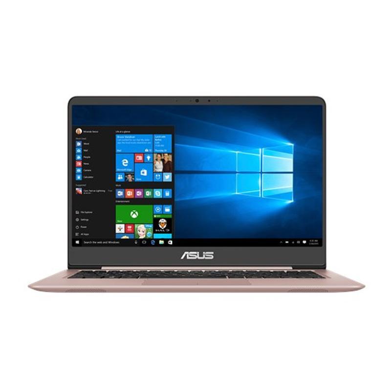 harga ASUS ZENBOOK UX410UQ-GV091T Notebook - Rose gold [14 Inch   i7-7500U   8G   1TB   DOS] Blibli.com