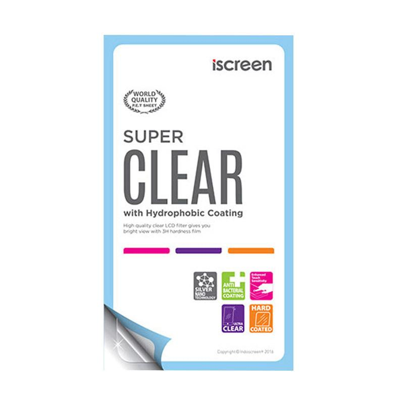 Indoscreen iScreen Anti Gores Screen Protector for Acer Liquid Z2 - Clear