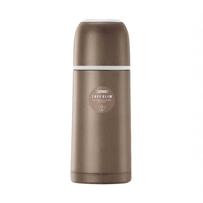 harga Zojirushi Tuff Slim Thermos Bottle - Gold [350 mL] Blibli.com