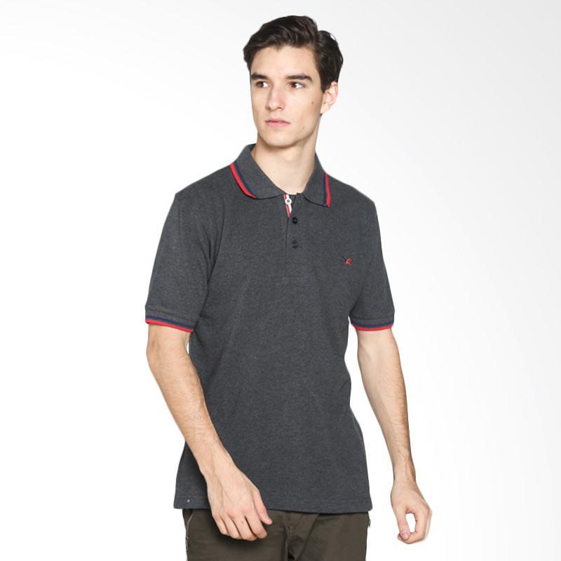 Carvil Men 12.FRA.812.5H/ FRANCIS-812 Polo Shirt Pria - Dark Misty Extra diskon 7% setiap hari Extra diskon 5% setiap hari Citibank – lebih hemat 10%