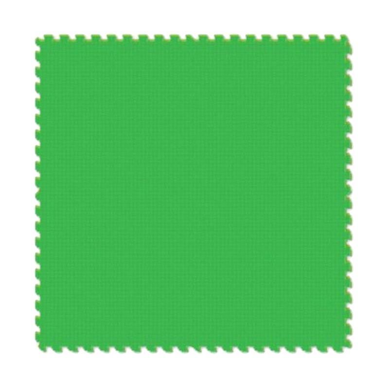 Evamats Puzzle Polos Alas Lantai - Dark Green [10 Pcs/30 x 30]