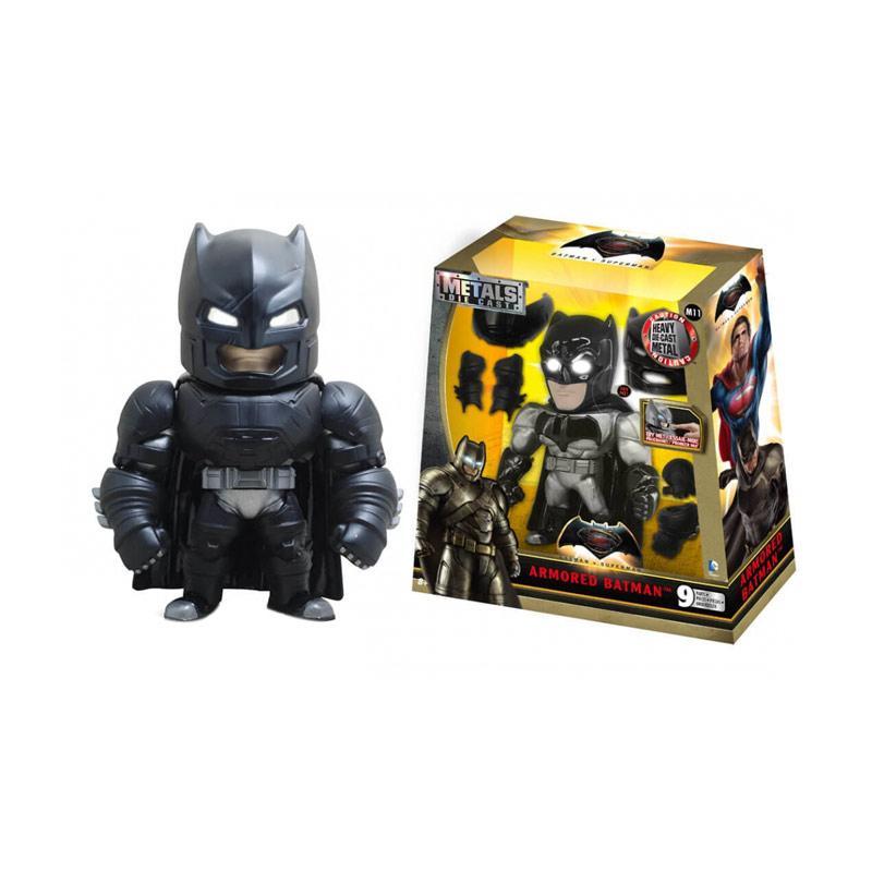 Jada Batman vs Superman M11 Armored Batman Action Figure [6 Inch]