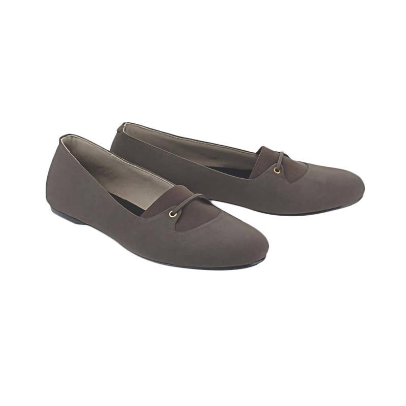 Blackkelly LMV 056 Folsenine Slip On Sepatu Wanita