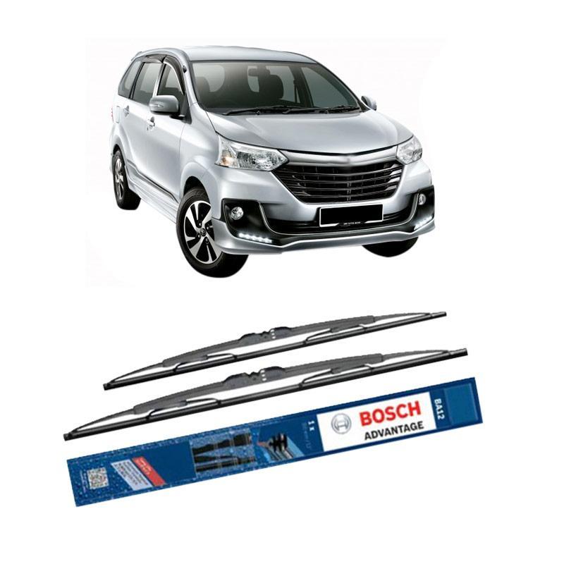 Bosch Wiper Mobil Toyota Avanza 2011 Advantage [20 & 16]