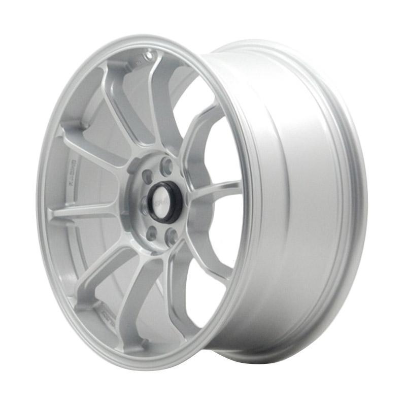 harga HSR Wheel ZE40 JD985 Silver Velg Mobil [Ring 17x75 H8x100/114,3 ET32] Blibli.com