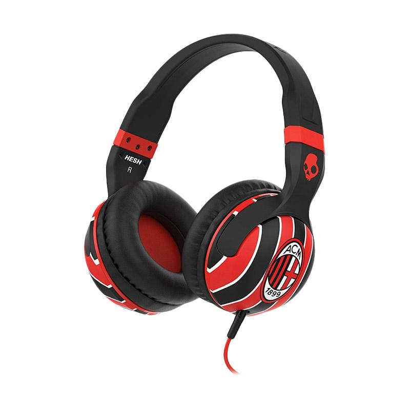 Skullcandy Hesh 2 AC Milan Edition Over Ear Headset