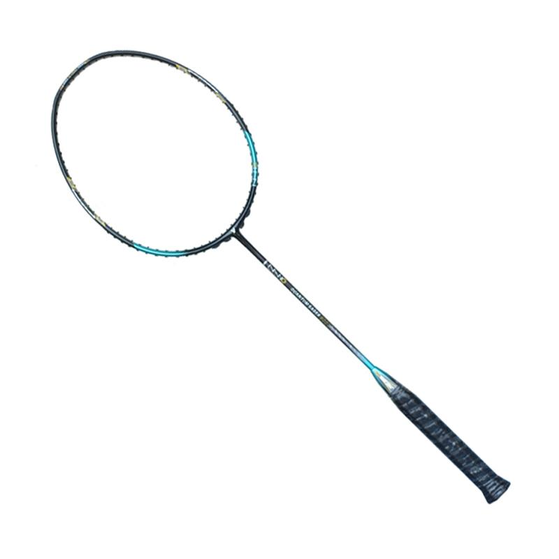 Yang Yang Quantum Saber 9001 Raket Badminton - Black Blue