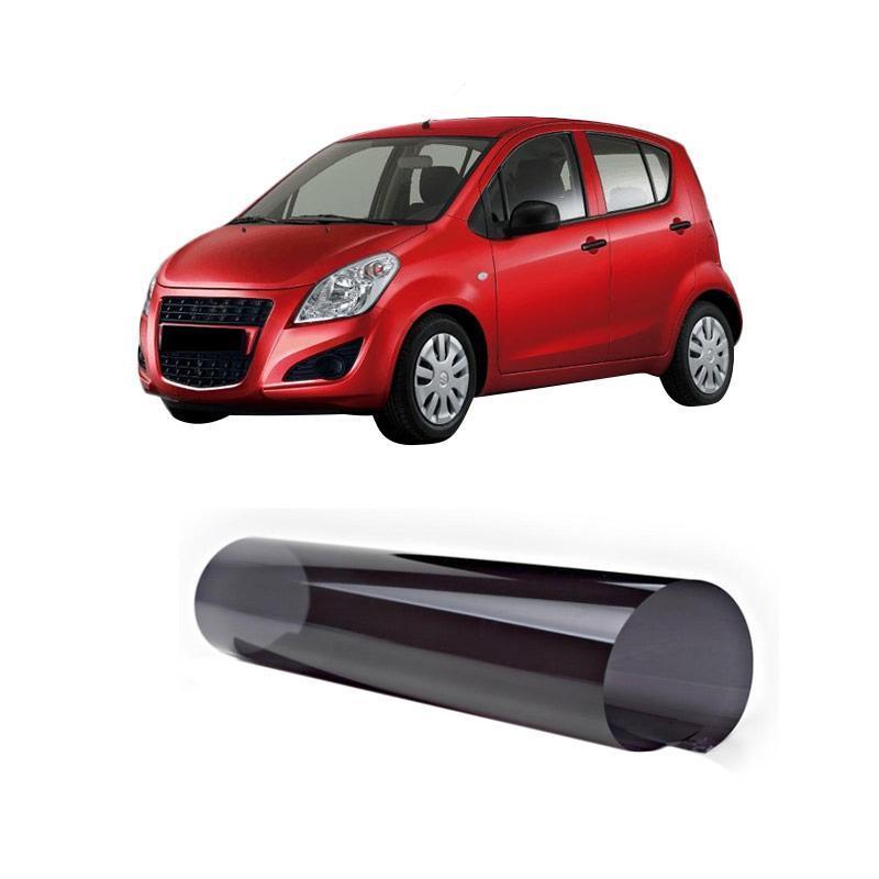 3M Auto Film - Kaca Film Mobil - Paket Eco Black for Suzuki Splash