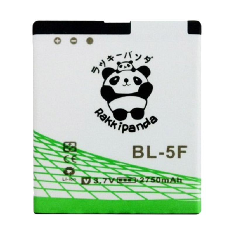 Rakkipanda Double Power and IC Battery for Nokia BL-5F