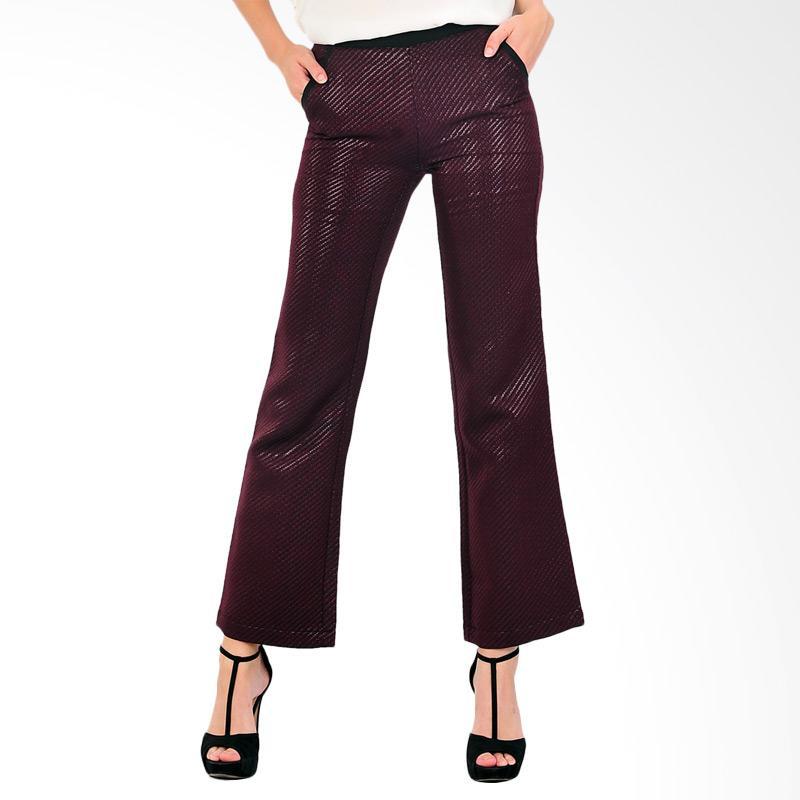 SJO & SIMPAPLY Oregon Women's Pants - Maroon