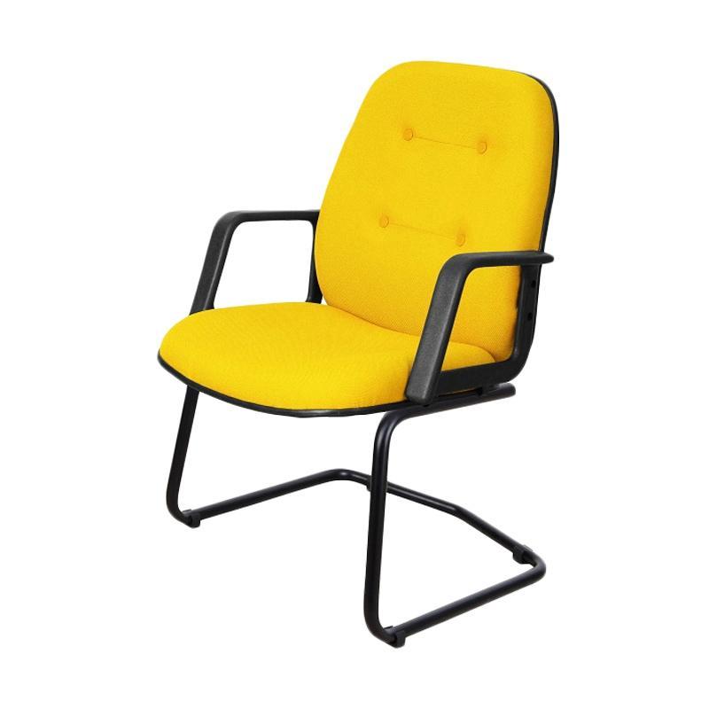 Uno London VAP-1 U-16 Office Chair - Kuning [Khusus Jabodetabek]