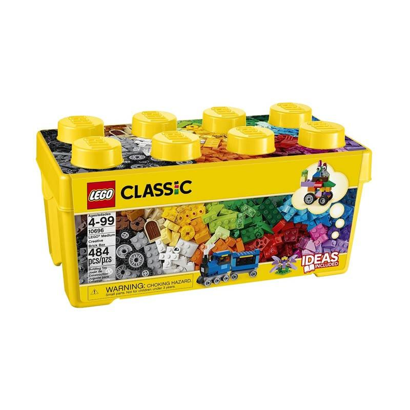 LEGO 10696 Classic Creative Bricks Box Blocks & Stacking Toys