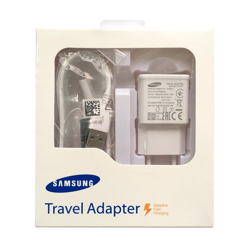 Charger Samsung Note 4, Note 5, S6, S6 Edge, Adaptive Fast Charging