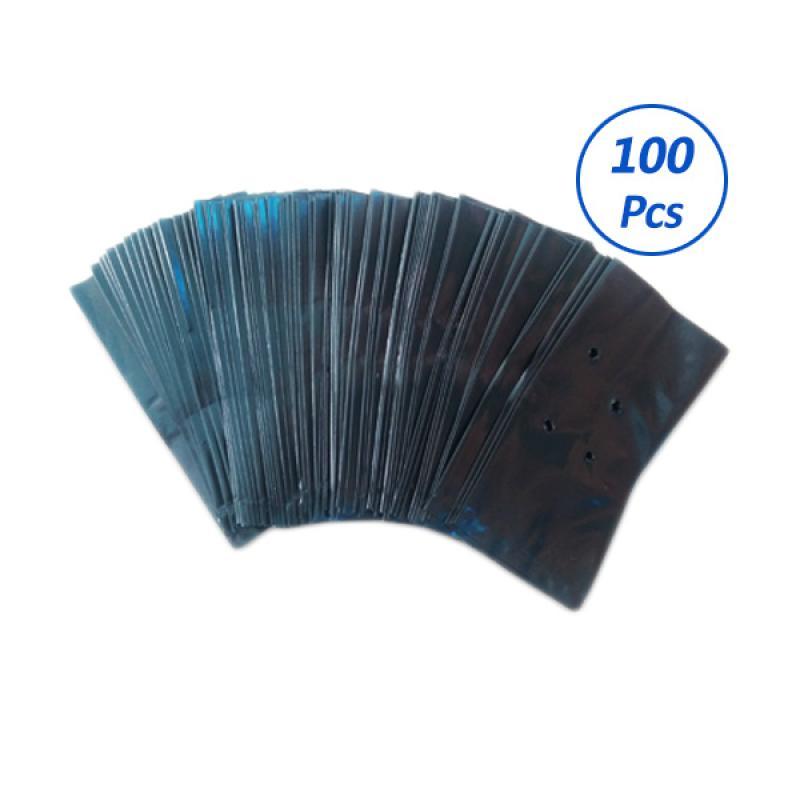 DebbyGarden Tanaman Semai Plastik Polybag [15 x 15 cm/100 pcs]