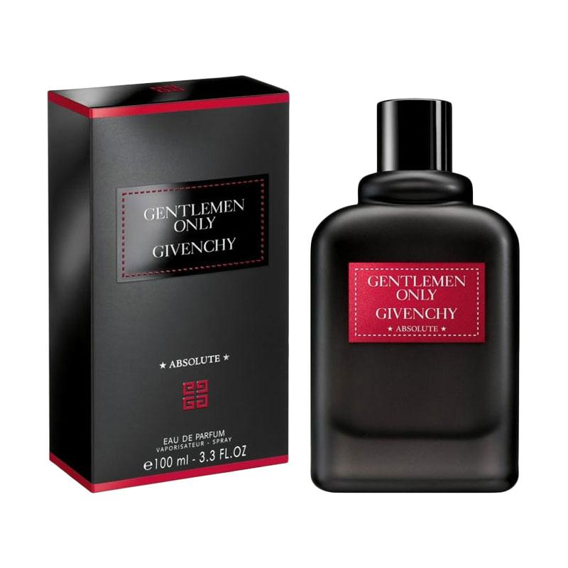 Givenchy Gentlemen Only Absolute EDP Parfum Pria [100 mL]