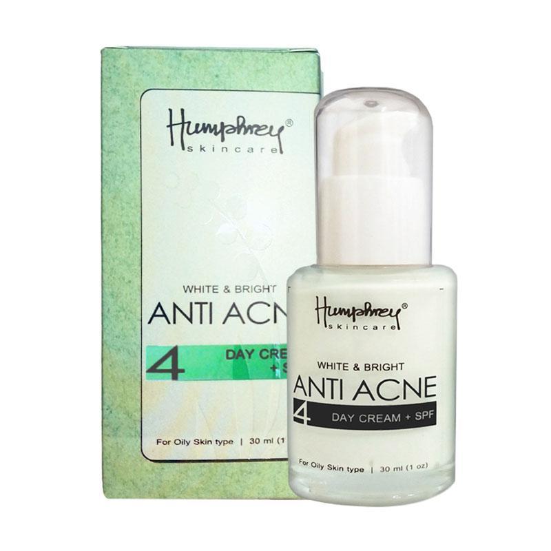 Humphrey Skin Care White & Bright Anti Acne Day Cream [30 mL]