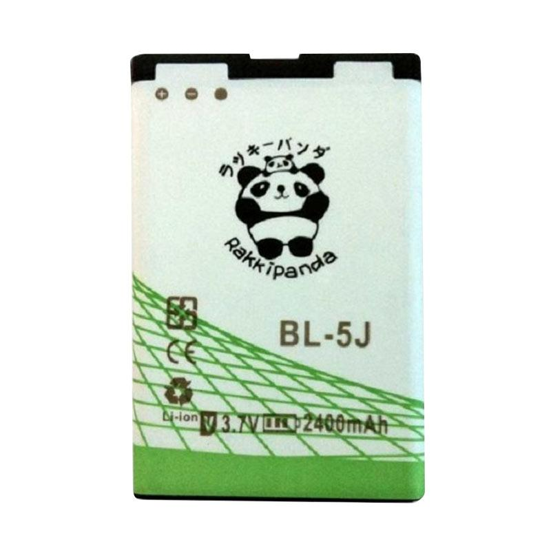 Rakkipanda Double Power and IC Battery for Nokia BL-5J