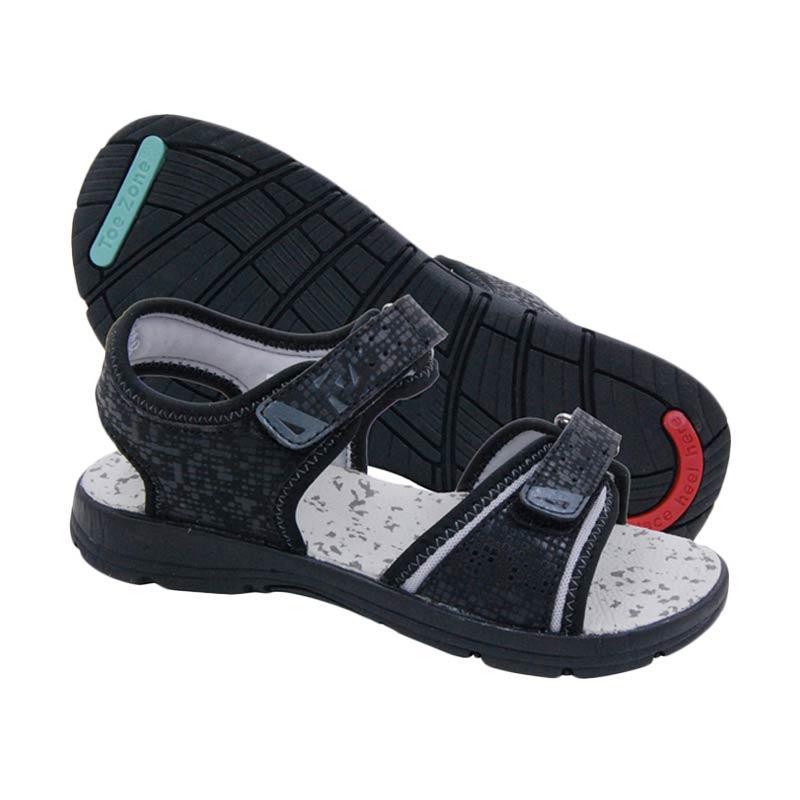 Toezone Kids Jonas Yt Sepatu Sandal Anak - Black