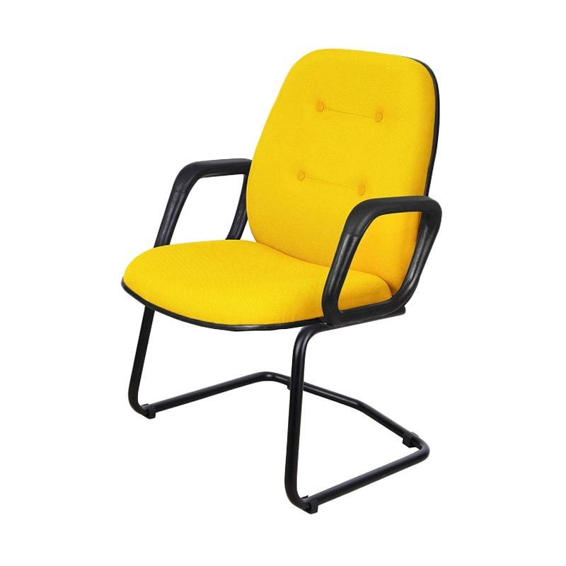 Uno London VAU U-16 Office Chair - Kuning [Khusus Jabodetabek]