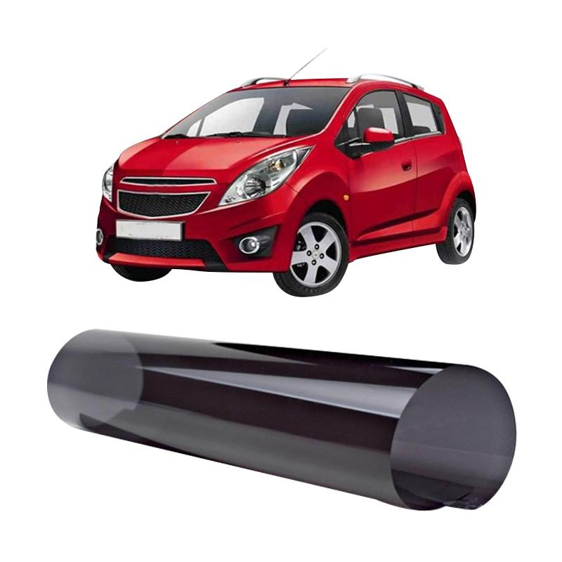 3M Auto Film Paket Eco Black Kaca Film Mobil for Chevrolet Spark