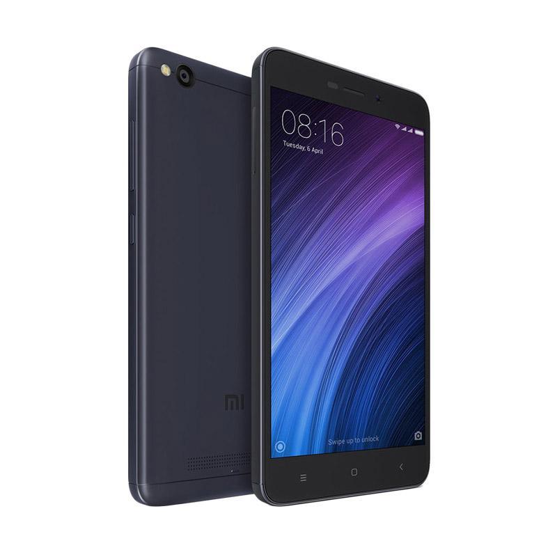 Xiaomi Redmi 4A Smartphone - Grey [32GB/ 2GB/Garansi Resmi TAM]