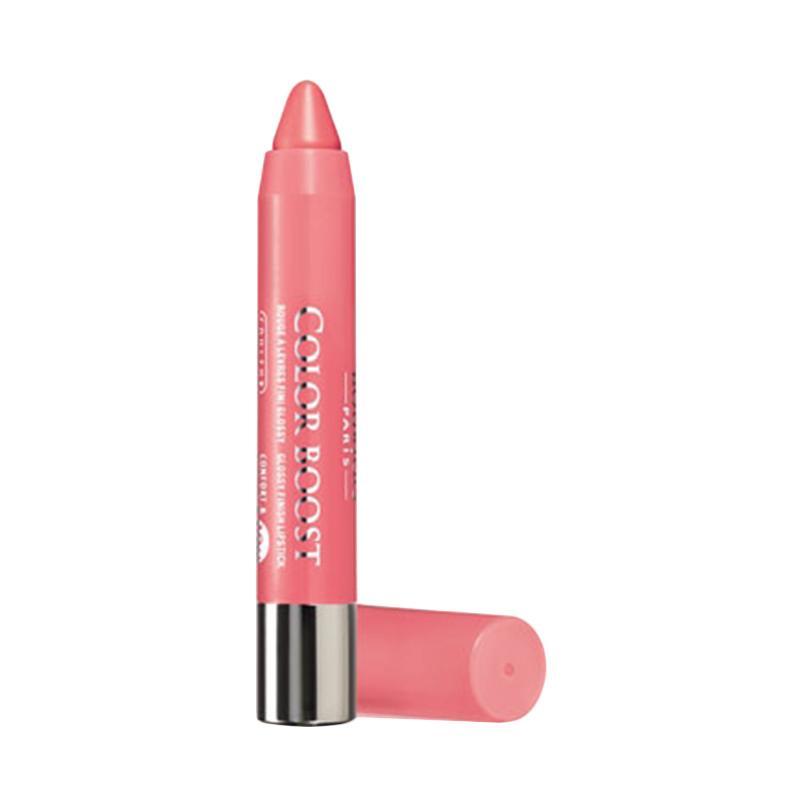 Bourjois bourjois color boost lip crayon   04 peach on the beach full03