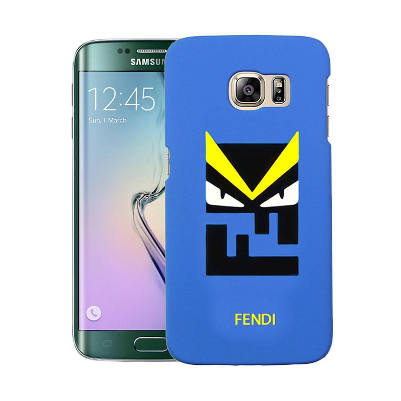Fendi Givenchy C99 Hardcase Casing for Samsung Galaxy S6 Edge