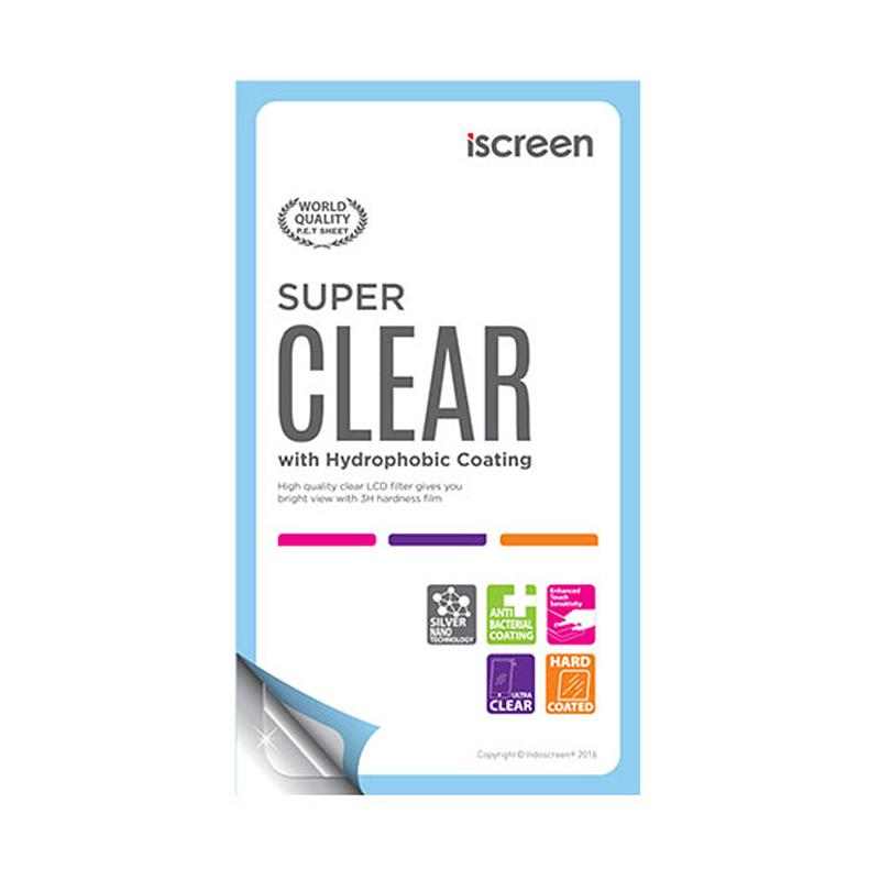 indoScreen iScreen Anti Gores Screen Protector for LG Optimus L3 - Clear
